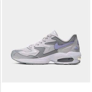 New WOMEN'S NIKE AIR MAX2 LIGHT SE CASUAL SHOES